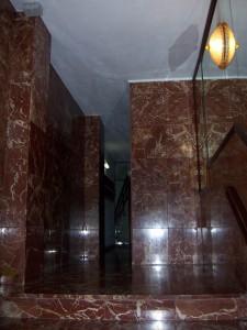 Luxus-Eingangsbereich in unsere Wohnung